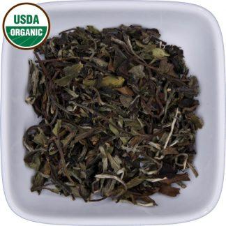 Organic Bai Mu Dan leaf