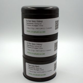 Phoenix Mountain Sampler view of packaging