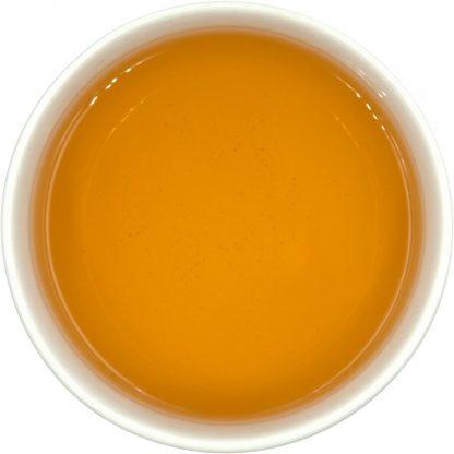 Lavender Earl Grey tea liquor