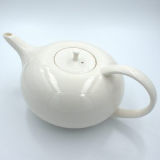 Apple Tea Pot top view