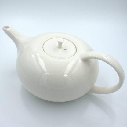 Apple Tea Pot top view