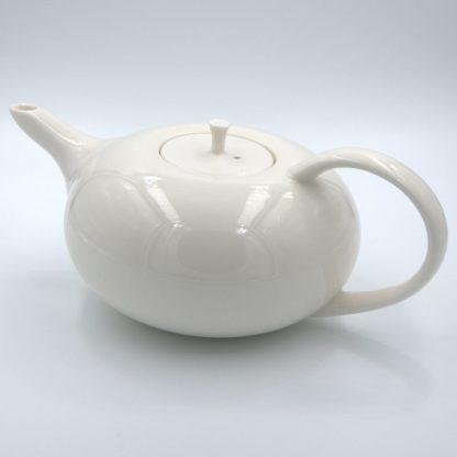 Apple Tea Pot side view