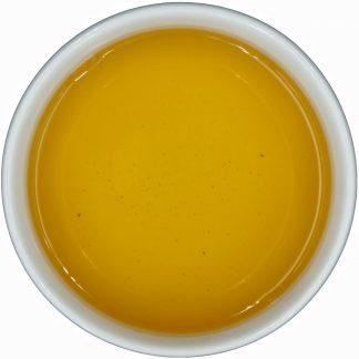 Organic Yamabuki Nadeshiko tea liquor