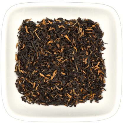 Khongea Assam Golden Tips dry leaf view