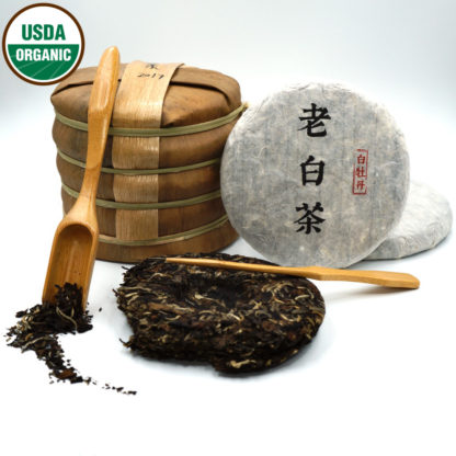 2017 Aged White Tea product view
