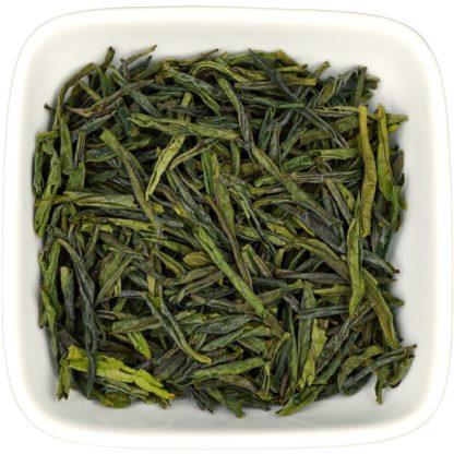 Liu An Gua Pian dry leaf view