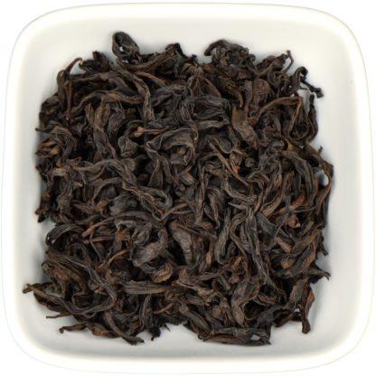 Premium Da Hong Pao dry leaf view